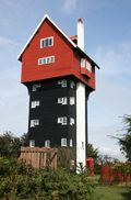 Maison en hauteur
