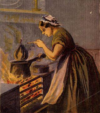 Cuisiniere