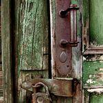 Dans les vieilles maisons ...