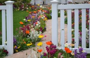 Jardin quebec