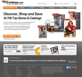 catalogues produits